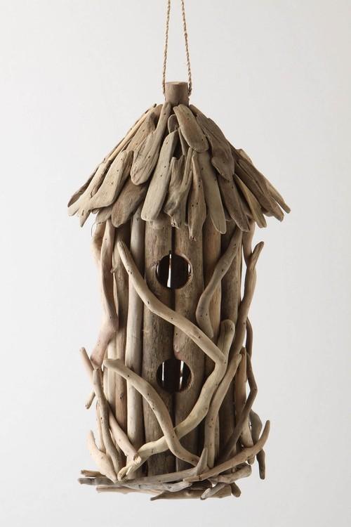 Gartenträume – Zwölf Fragen an Kunst-Schaffende. Heute: Driftwood Art