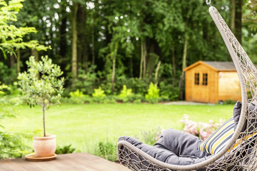 Ein Gartenhaus als Bereicherung für Ihren Garten