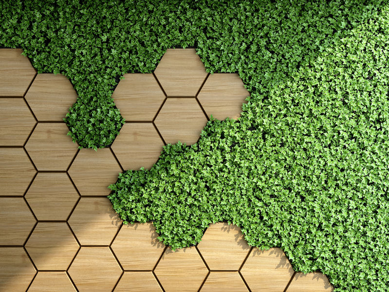 Horticus Living Wall ist ein echter Blickfang im Wohnraum