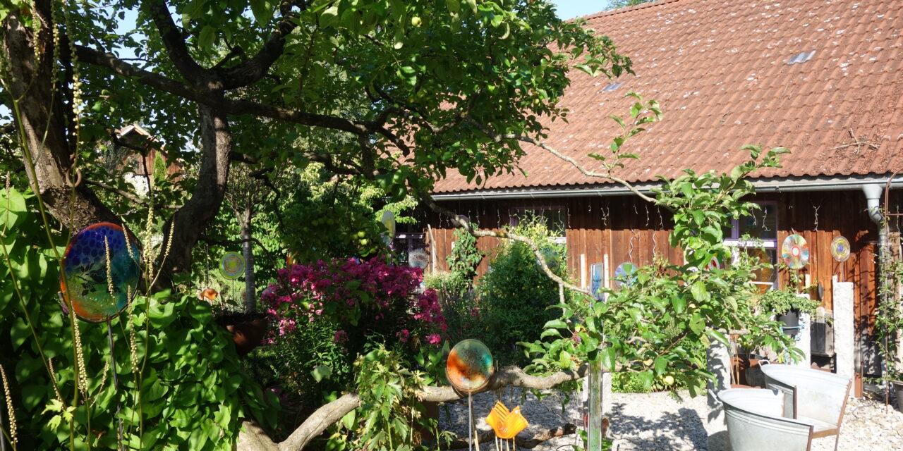 Gartenträume – Zwölf Fragen an Kunst-Schaffende. Heute mit: Hanne Brennich